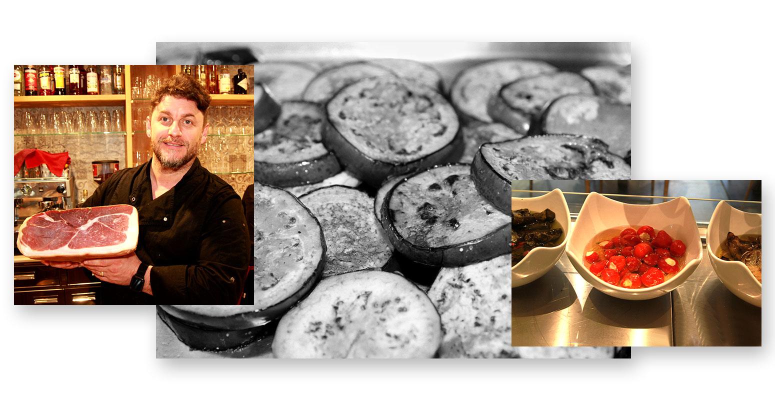 Luca Aspirandi, Chef vom Restaurant La Vineria Gusto Italiano in Starnberg